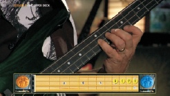 Animated Bass Fretboard 1