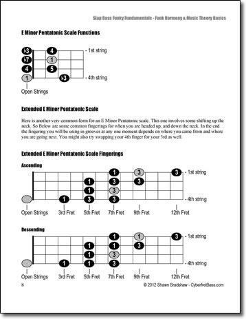 Funk Harmony Sample Page 2