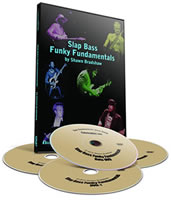 Slap Bass Funky Fundamentals - DVDs