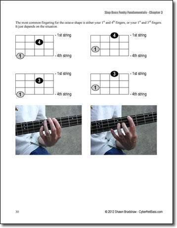 Slap Bass Manual Page 2