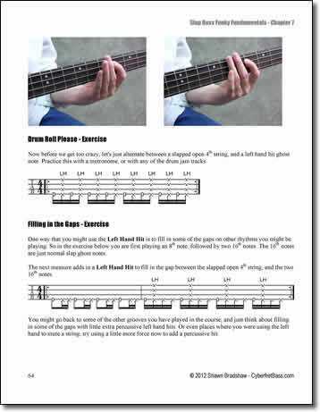 Slap Bass Manual Page 4