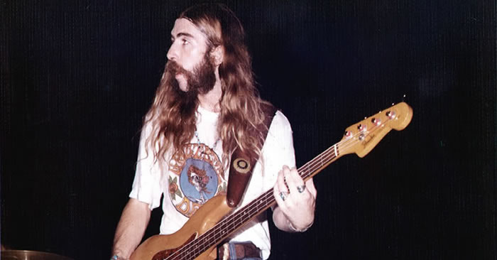 Whipping Post Bass Oddity
